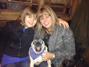 Its hard not to like a place that lets kids and Pugs into pubs.